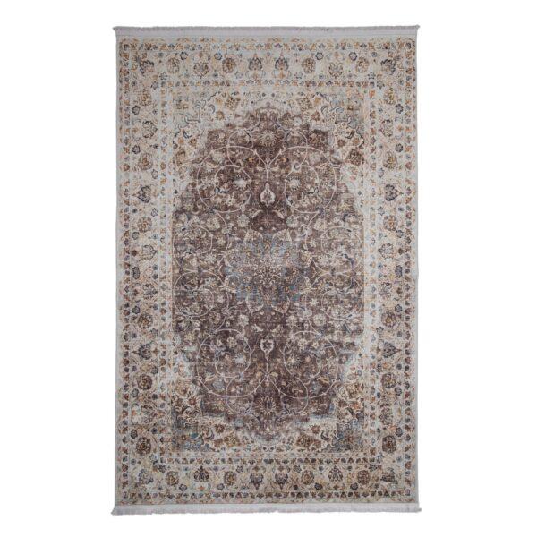 Alfombra poliéster-algodón Ankara, 160x230 cm