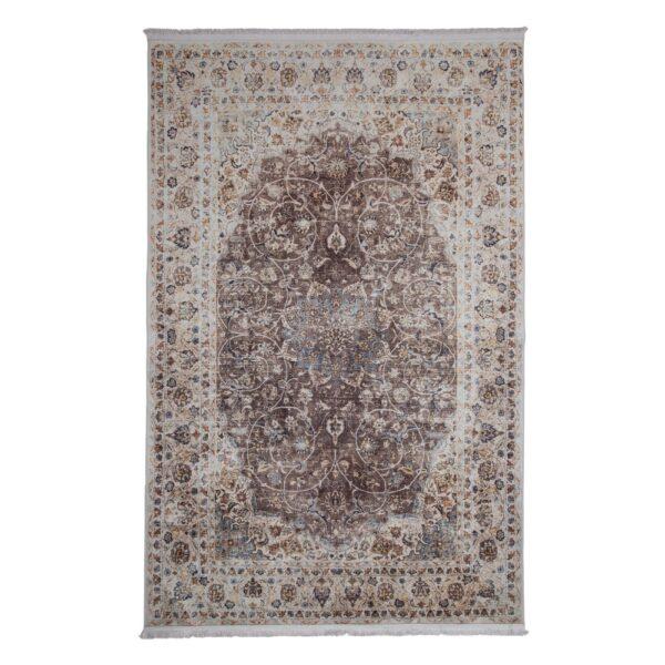 Alfombra poliéster-algodón Ankara, 200x300 cm