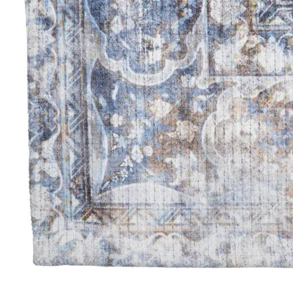 Alfombra poliéster-algodón Adana, 160x230 cm