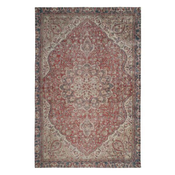 Alfombra algodón-poliéster Sivas, 160x230 cm