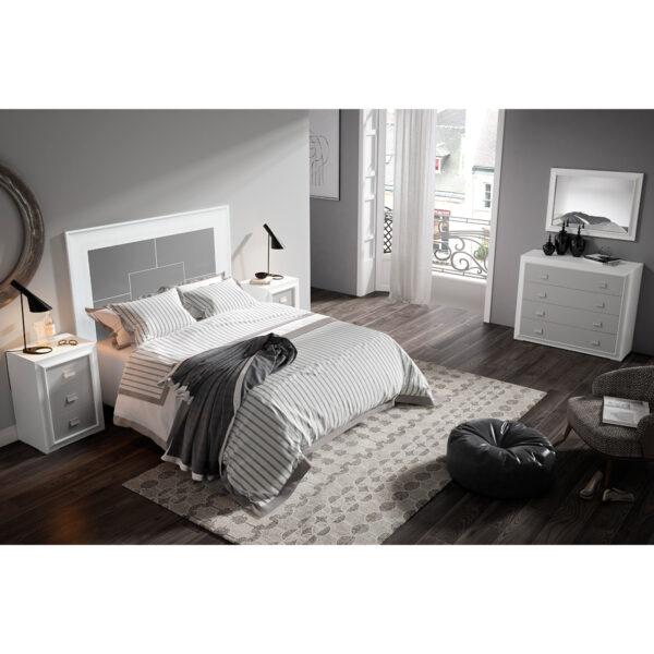 Dormitorio de matrimonio New Mito completo