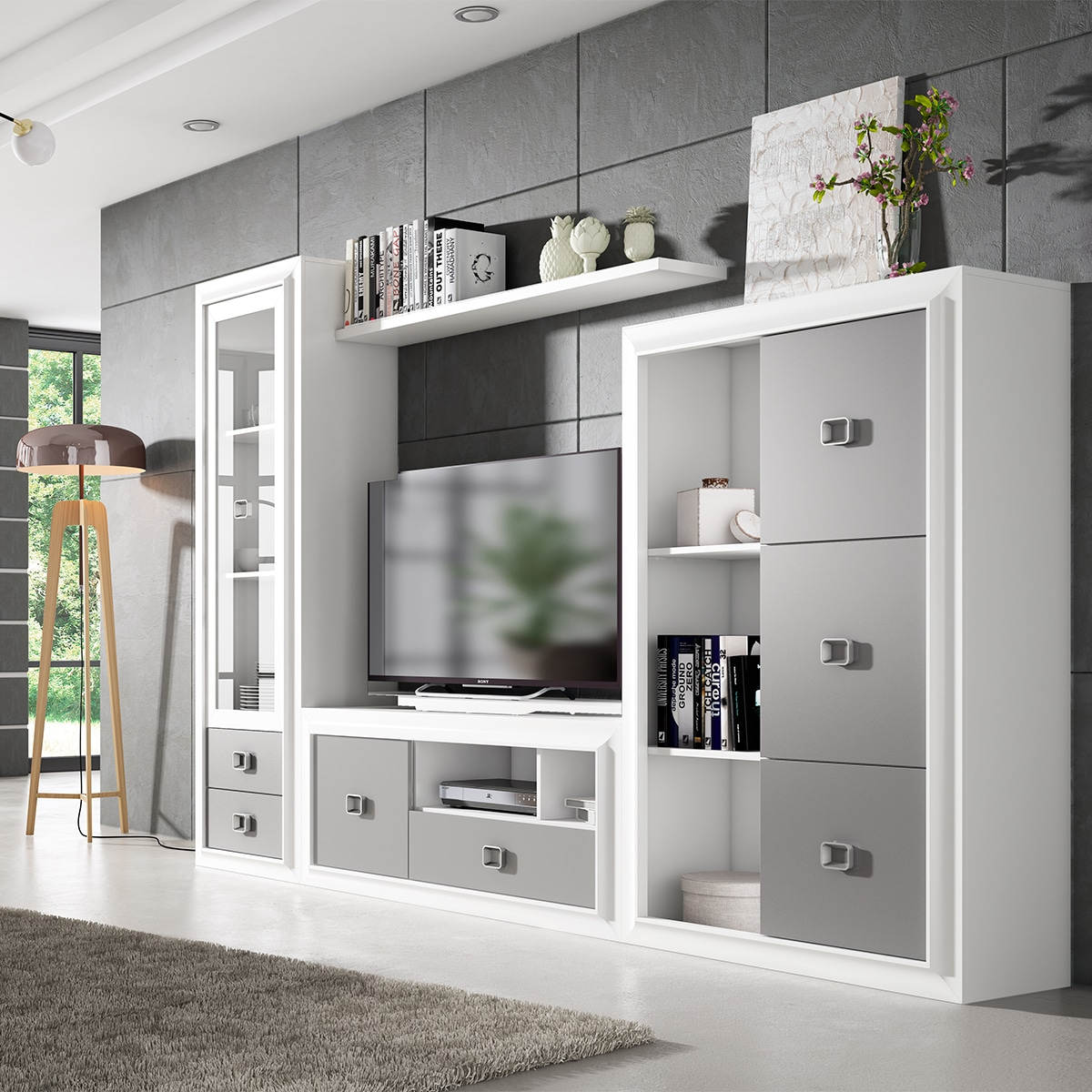 Mueble de salon Mito New 290 cm