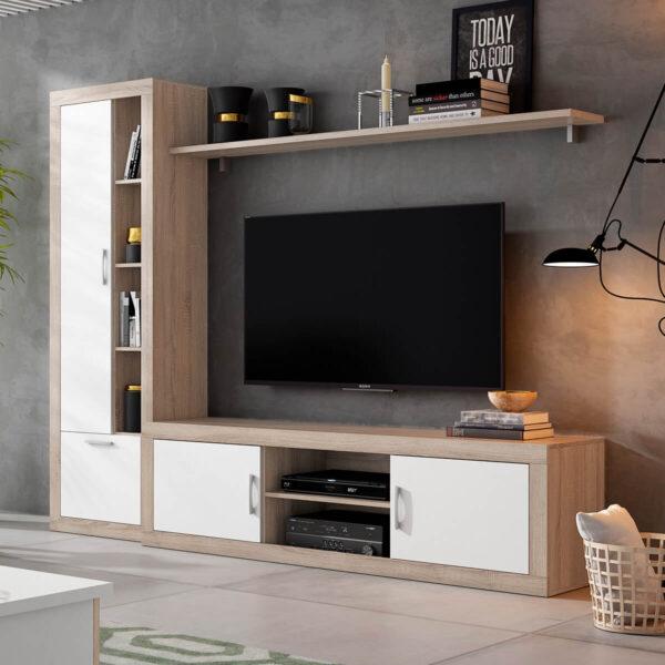 Conjunto de mueble de salon New Promo 01 de 280 cm