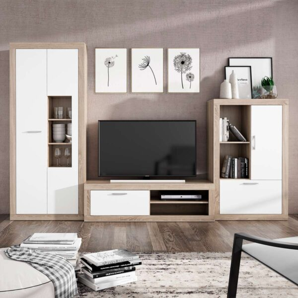 Conjunto de muebles de salón New Promo