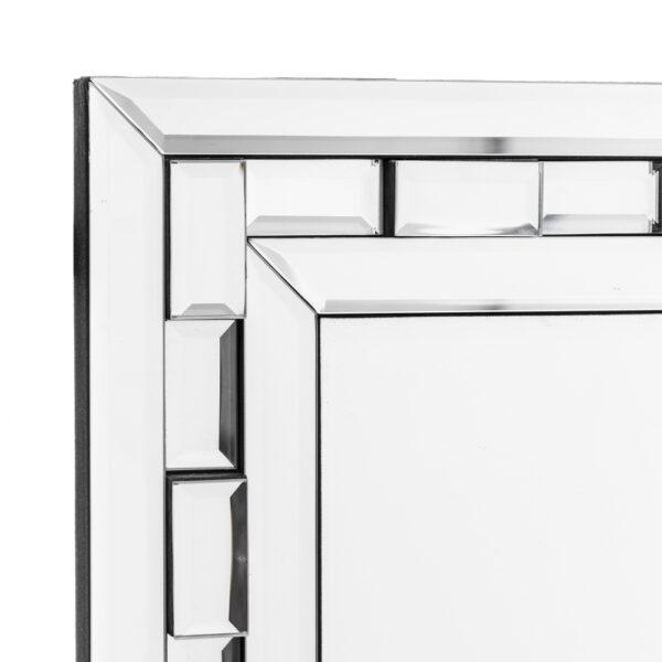 Espejo rectangular pared DM-cristal