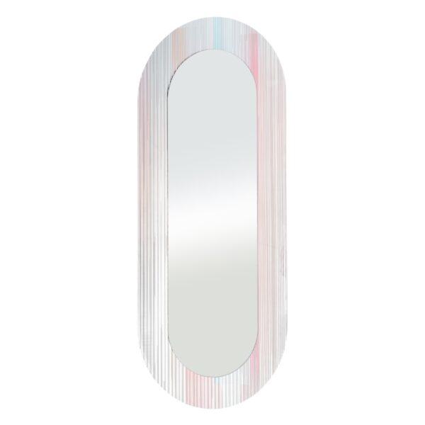 Espejo rojo-azul cristal