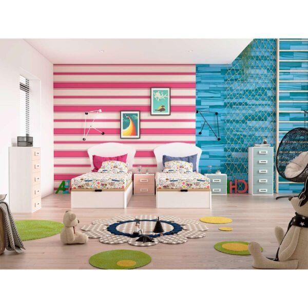 Dormitorio juvenil Start 06