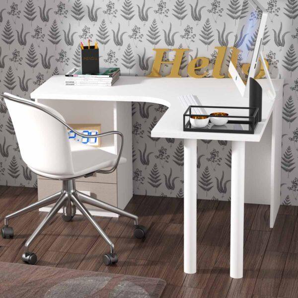 Tablero esquina para escritorio Start ambiente