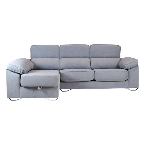 Sofá chaise longue Lucia