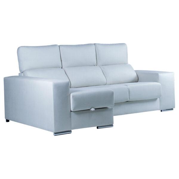 Sofa chaise longue Corinto