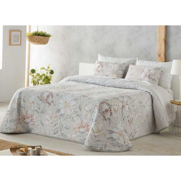 Colcha de cama Blanca beige