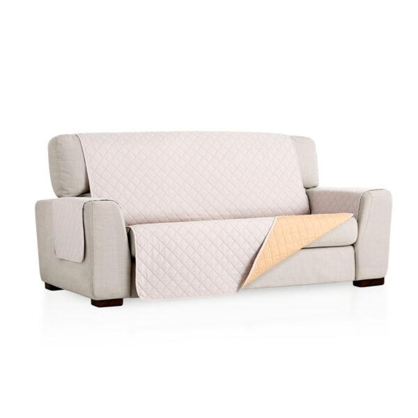 Cubre sofa Marfil fondo blanco